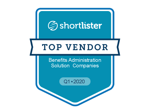 Shortlister top vendor benefits administration solution companies Q1 2020